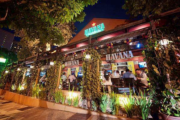 Havana Bar & Grill - 16 of The Best Bars to Check Out in Kuala Lumpur for 2020!